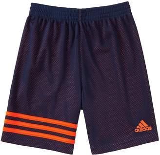 adidas Boys 4-7x Logo Defender Shorts