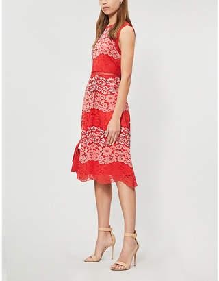 Ted Baker Inarra sleeveless lace dress