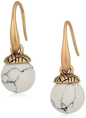The Sak Semi-preciousColor Bead Drop Earrings
