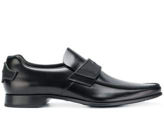 Prada pointed toe oxfords