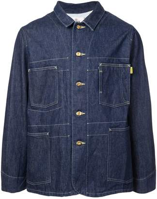 Levi's Made & Crafted x Poggy denim jacket