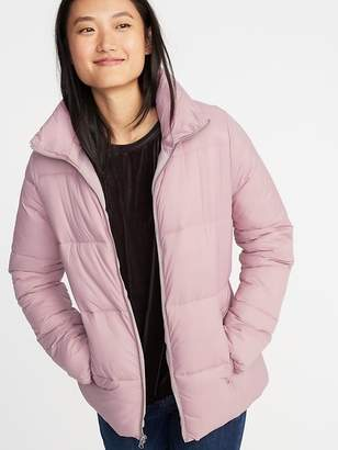 Old Navy Frost-Free Puffer Jacket for Women