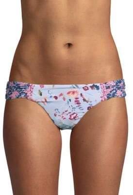 Lucky Brand Gypsy Side-Sash Bikini Bottom
