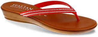 Italian Shoemakers Medley Wedge Sandal - Women's