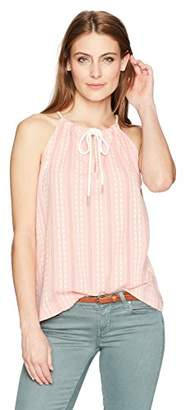 G.H. Bass & Co. Women's Decorative Stripe Top