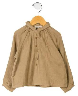 Caramel Baby & Child Girls' Haddon Blouse w/ Tags