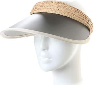 Munsingwear (マンシングウェア) - マンシングウエア Munsingwear レディース ゴルフ サンバイザー 帽子 MGCLJC52