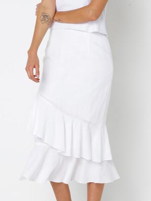Inez Midi Skirt