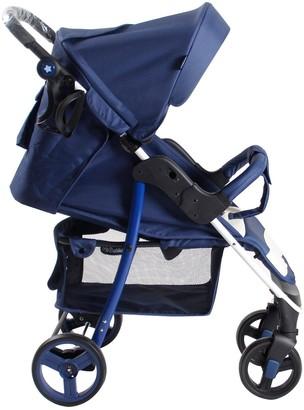 Baby Essentials My Babiie My Babiie Billie Faiers MB30 Blue Stripes Pushchair