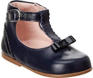 Jacadi Cerisaie Salome Leather Shoe