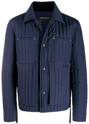 Craig Green quilted jacket
