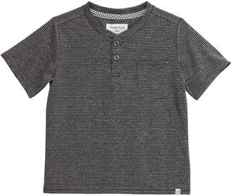 Sovereign Code Sohn Stripe Henley Shirt