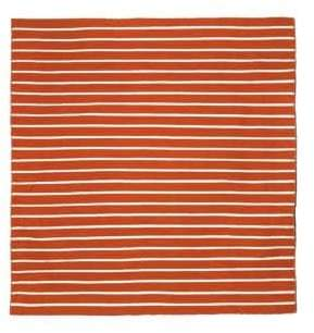 Liora Manné Sorrento Pinstripe Square Indoor and Outdoor Rug