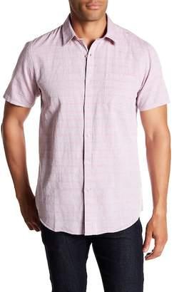 Micros Short Sleeve Woven Shirt