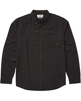 Billabong Men's All Day Long Sleeve Woven Shirt