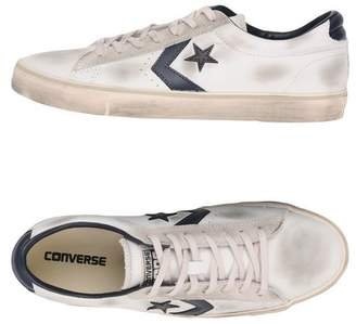 AUCKLAND RACER OX WRINKLE NYLON/SUEDE DISTRESSED - FOOTWEAR - Low-tops & sneakers Converse