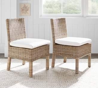 Pottery Barn Maya Dining Chair