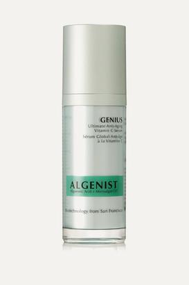 Algenist Genius Ultimate Anti-aging Vitamin C Serum, 30ml - Colorless