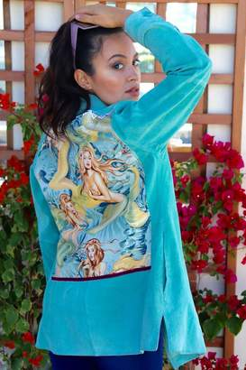 Minx Mermaid Leather Jacket