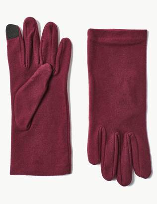 Marks and Spencer Touch Screen Fleece Gloves