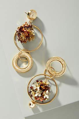 Mignonne Gavigan Mika Asymmetrical Drop Earrings