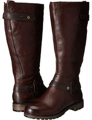 Naturalizer Tanita Wide Calf Women's Wide Shaft Boots