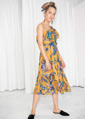 And other stories House of Hackney Dress
