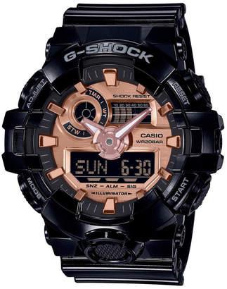 Casio G-Shock GA700MMC-1A Rose Metallic Accent Series