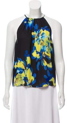 Ramy Brook Printed Sleeveless Blouse
