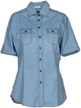 9.2 By Carlo Chionna Denim shirts