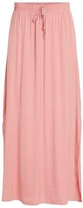 Dorothy Perkins Womens **Vila Coral Silky Maxi Skirt