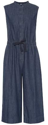 Woolrich Chambray cotton jumpsuit