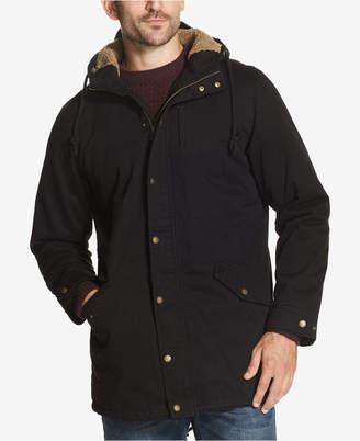 Weatherproof Vintage Men Sherpa Fleece-Lined Jacket