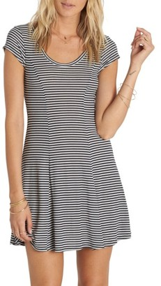 Women's Billabong Same Love Stripe Skater Dress $39.95 thestylecure.com