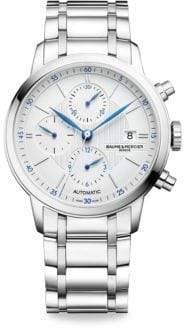 Baume & Mercier Classima 10331 Stainless Steel Bracelet Watch
