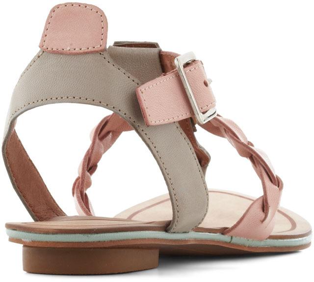 Matiko Tomorrow Never Rose Sandal