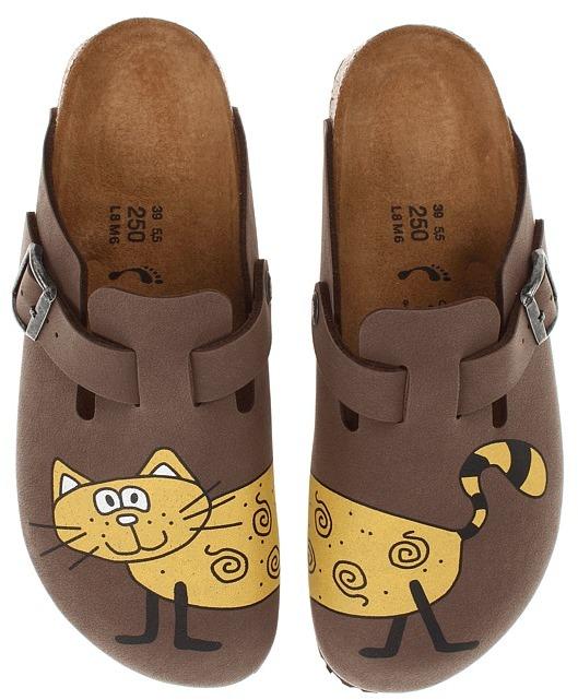Birki's Woodby (Cat Brown) - Footwear