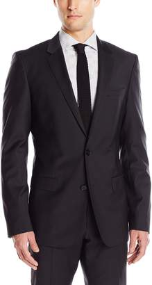 HUGO BOSS Men's Slim Fit Business Suit Jacket