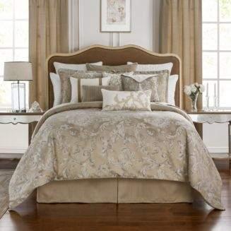 Waterford Chantelle Jacquard Comforter Set, King