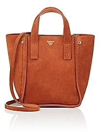 Fontana Milano 1915 Women's Tum Tum Toy Tote Bag - Ruggine (Rust)
