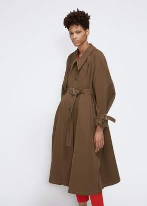 Lemaire Cotton-Linen Overcoat