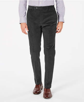 Tommy Hilfiger Men's Modern-Fit Th Flex Stretch Corduroy Dress Pants