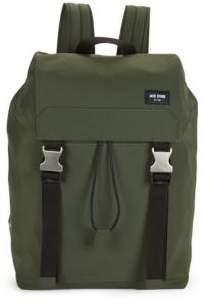 Jack Spade Solid Drawstring Backpack