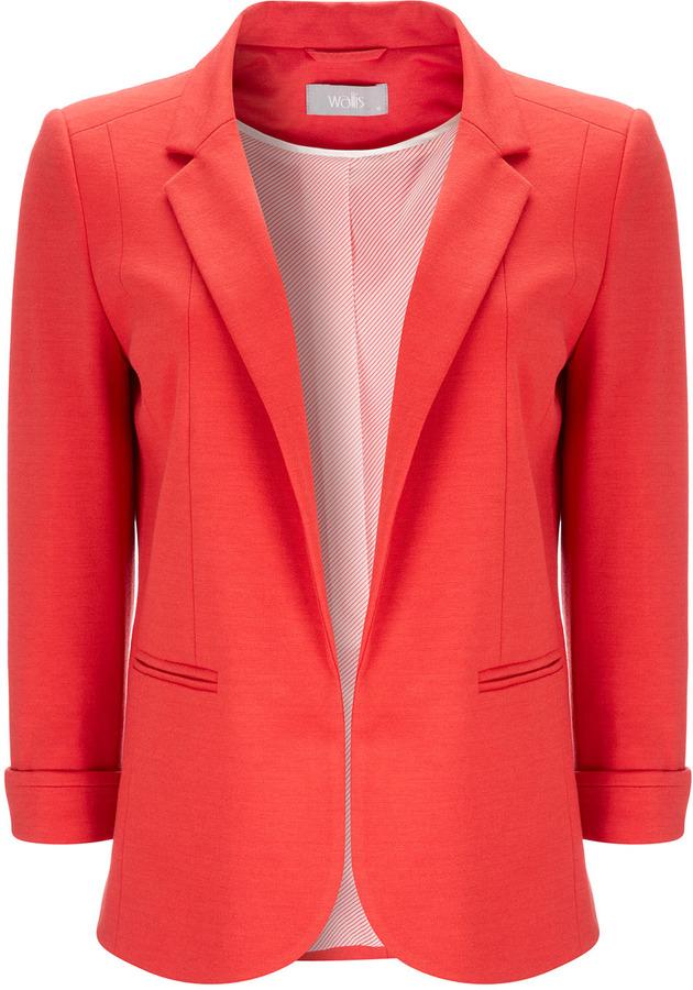 Wallis Orange Jacket
