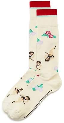 Bloomingdale's The Men's Store at Aloha Socks - 100% Exclusive