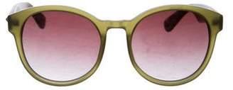 Anine Bing Circular Stud Sunglasses