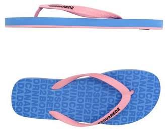 DSQUARED2 Toe post sandal