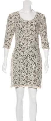 Lovers + Friends Lace Mini Dress w/ Tags