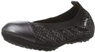Geox Girls' JR Piuma 60 Ballet Flat