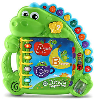 Leapfrog Dino's Delightful Day Book - English Version
